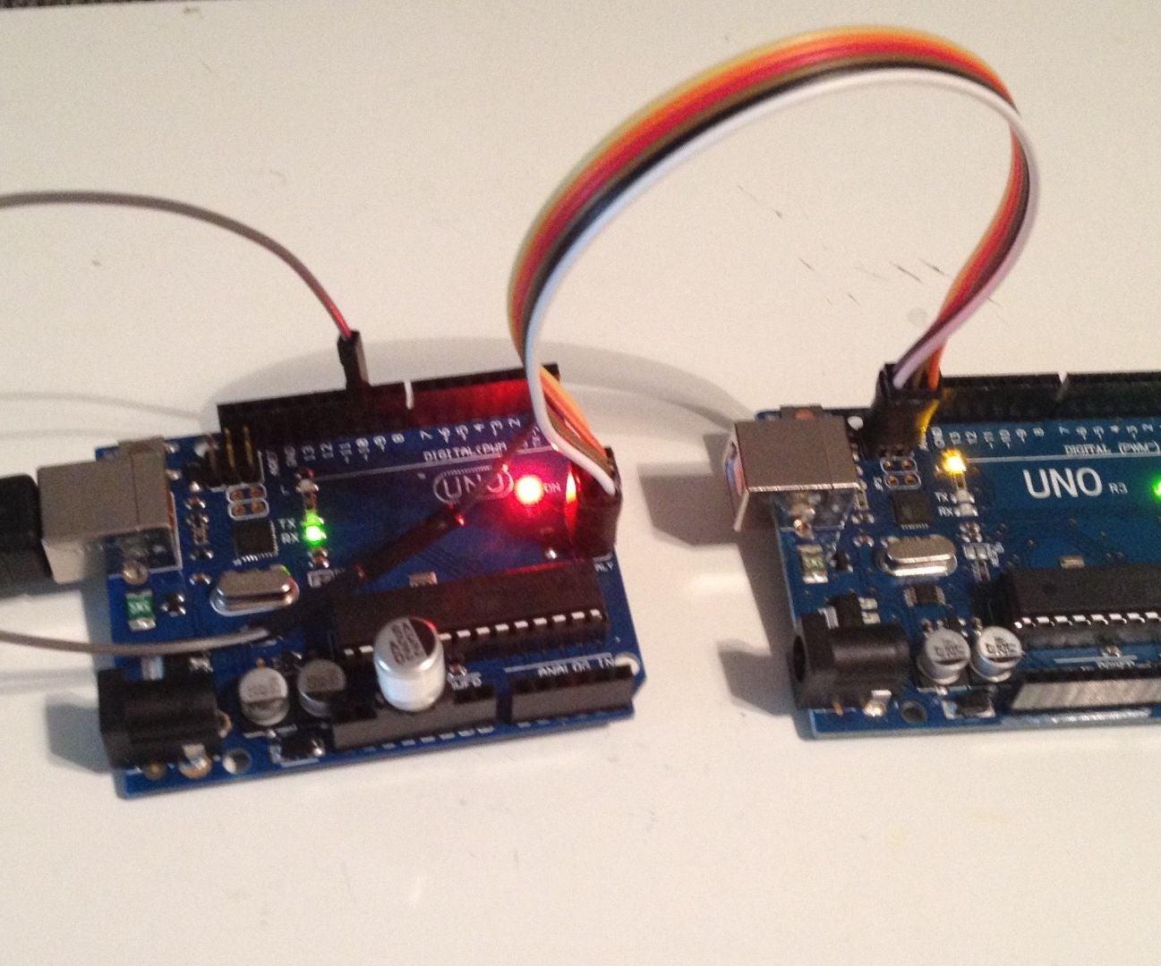 How To Restore The Arduino Uno R3 Atmega16u2 Firmware Using Usbasp Usb Programmer For Atmel Avr Controllers Nexuscyber Ide 4 Steps