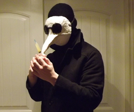 How to make A Doctor's Plague Mask (Assassin's Creed)