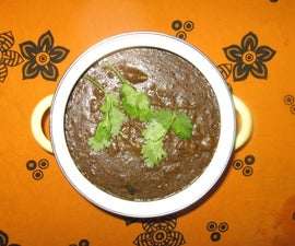 Curry Leaves Stew