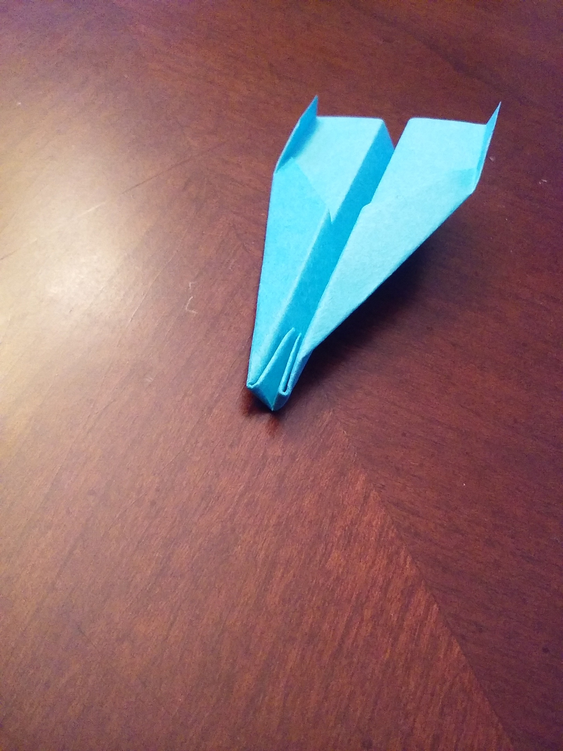 Picture of Paper Airplane: Jet Wing