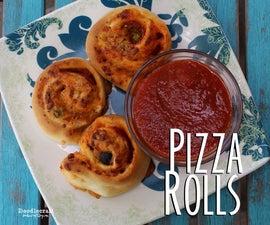 Pizza Rolls!