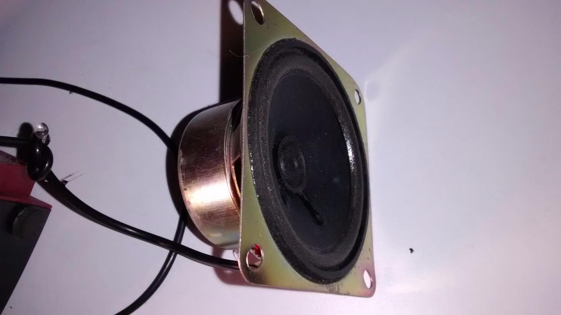 Picture of How to Salvage a Magnet From a Speaker