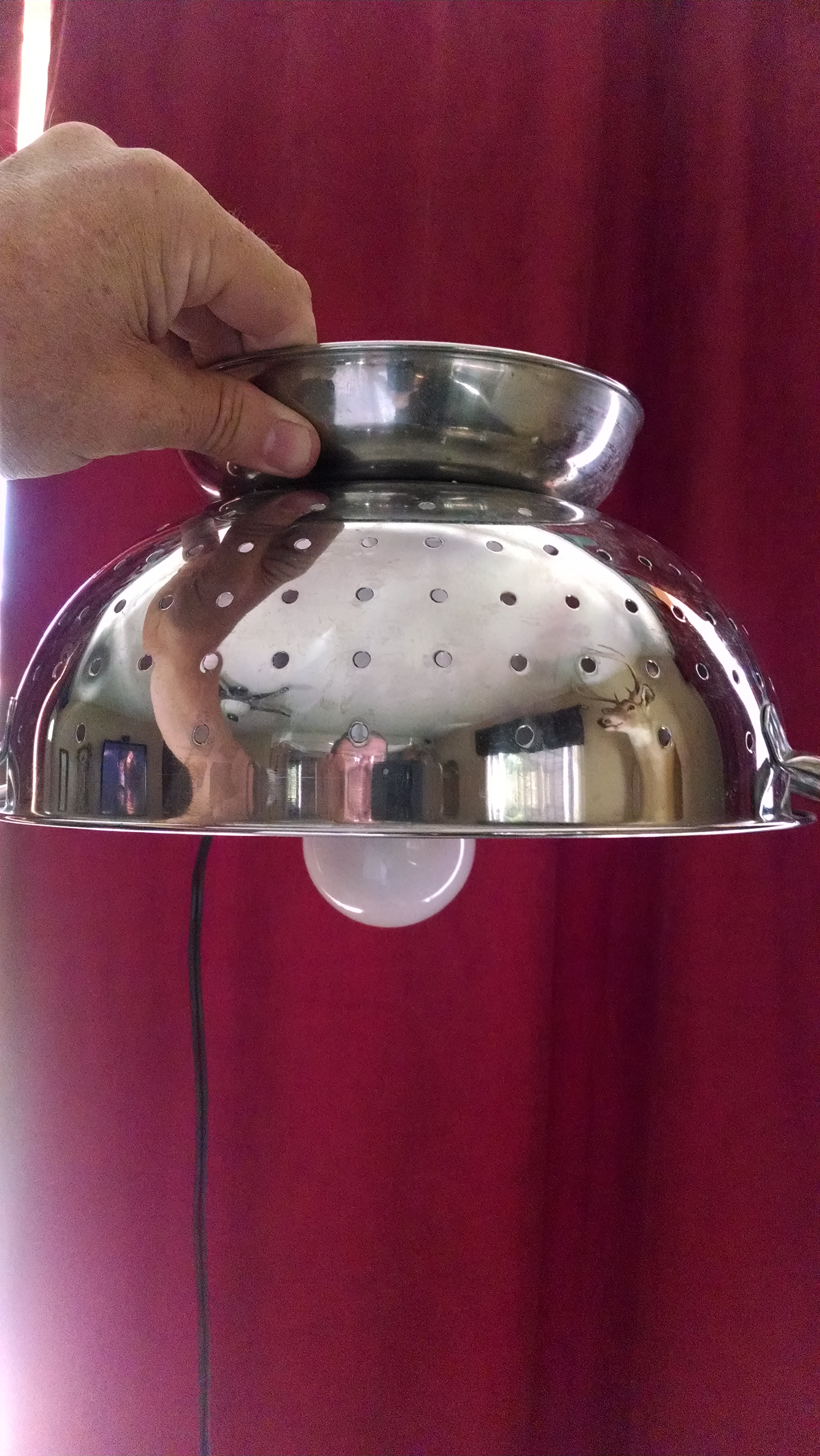 Picture of Re-purposing Scrap to Make a Lamp
