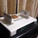 using internal pc radiators for external usages