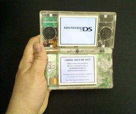 Replace your Nintendo DS Lite Shell