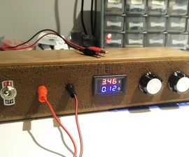 MCM Variable Bench Power Supply