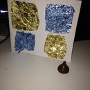 Hershey Kiss Wrapper Cards