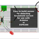 Detect Household Power With Low Voltage Circuit - Arduino AC Voltage Detector