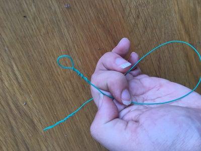 Tie Wire Knots