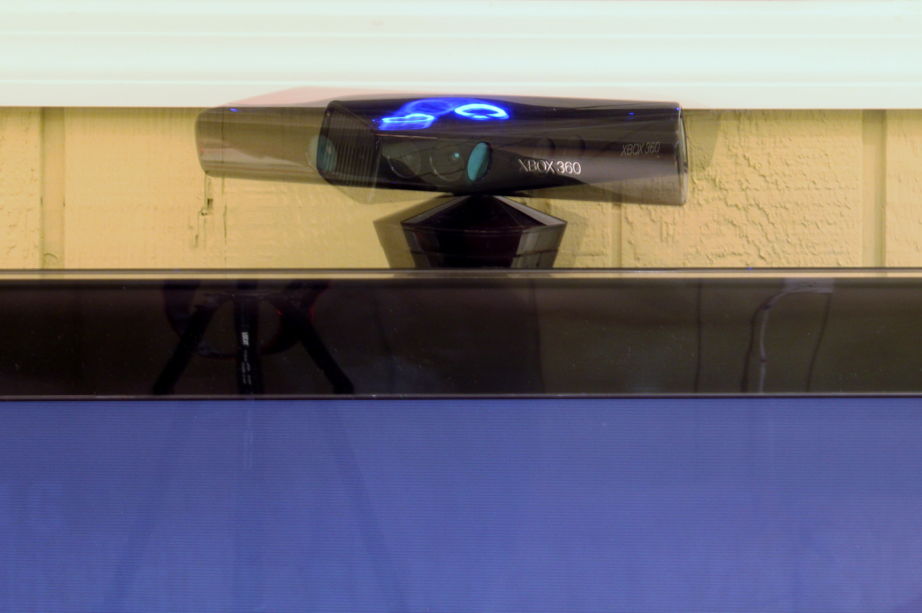 Picture of Make a Swiveling Kinect TV Mount