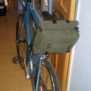 Convert a Canvas Bag to a Traditional English Saddle Bag