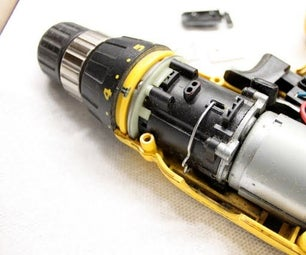 How to Fix a Drill Motor