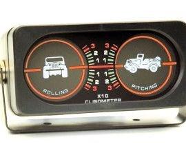 3 Axis Arduino Accelerometer / Inclinometer (Tilt / Roll / Yaw)