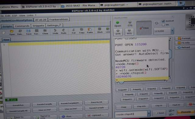 Picture of Additional Tools: Eclipse IDE and ESPlorer