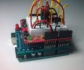 How to make stackable pin headers for Arduino on the cheap