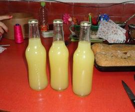 bottled lemon juice