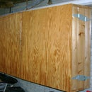 Reclaimed Tool Storage (Peg Board)