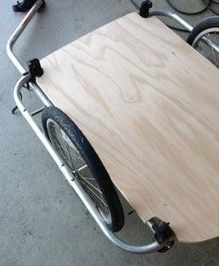 Measure & Cut Plywood Base
