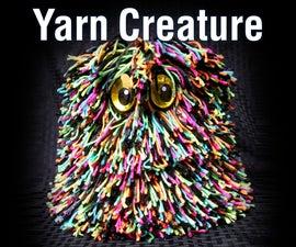 Yarn Creature