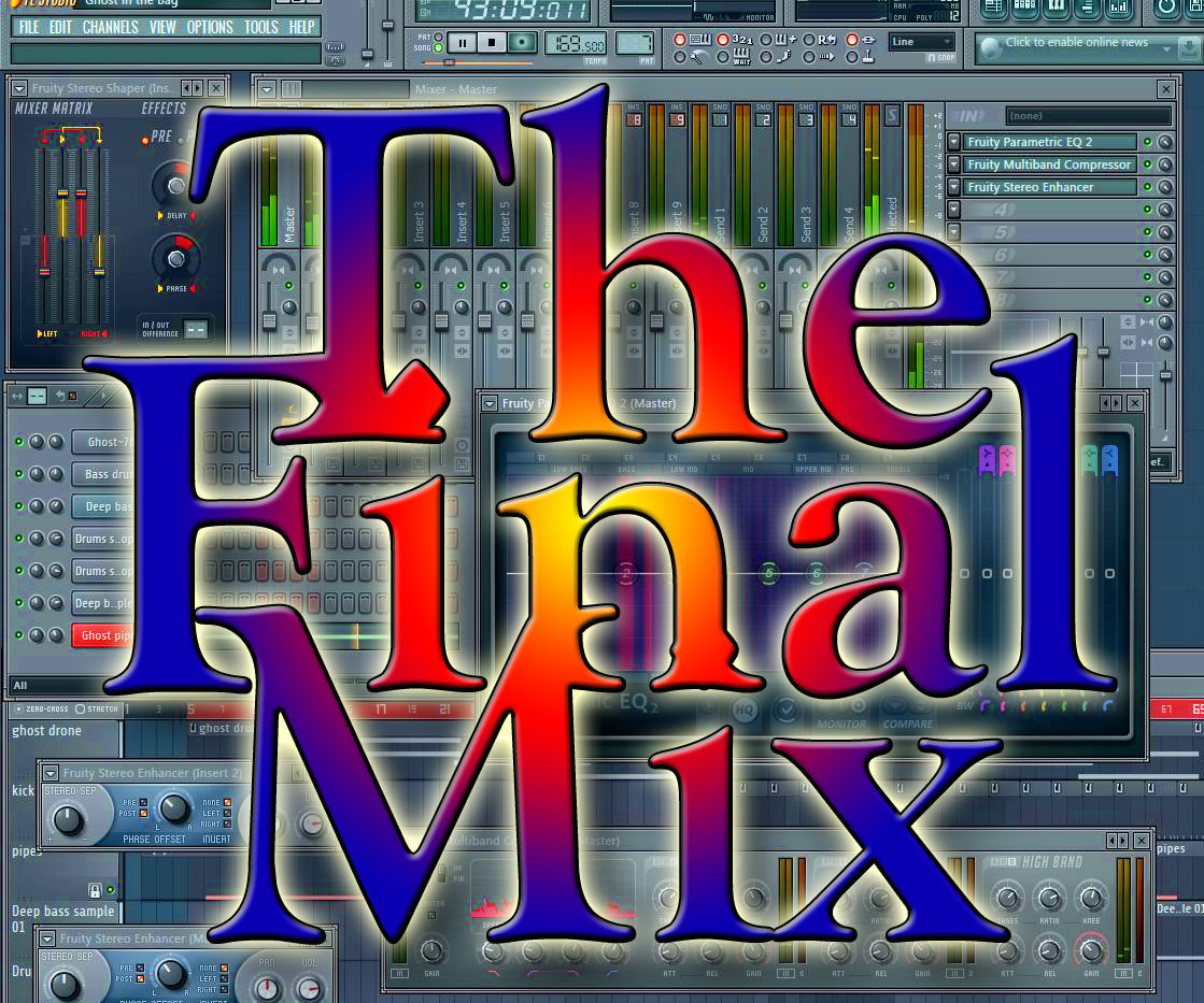 Music Record Mastering – the Final Mix: 9 Steps
