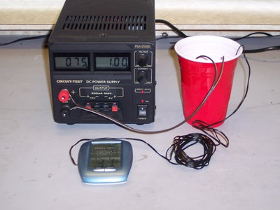 Measure the Specific Heat of Water and Other Fluids