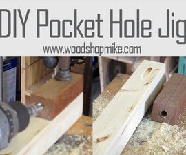 DIY Pocket Hole Jig