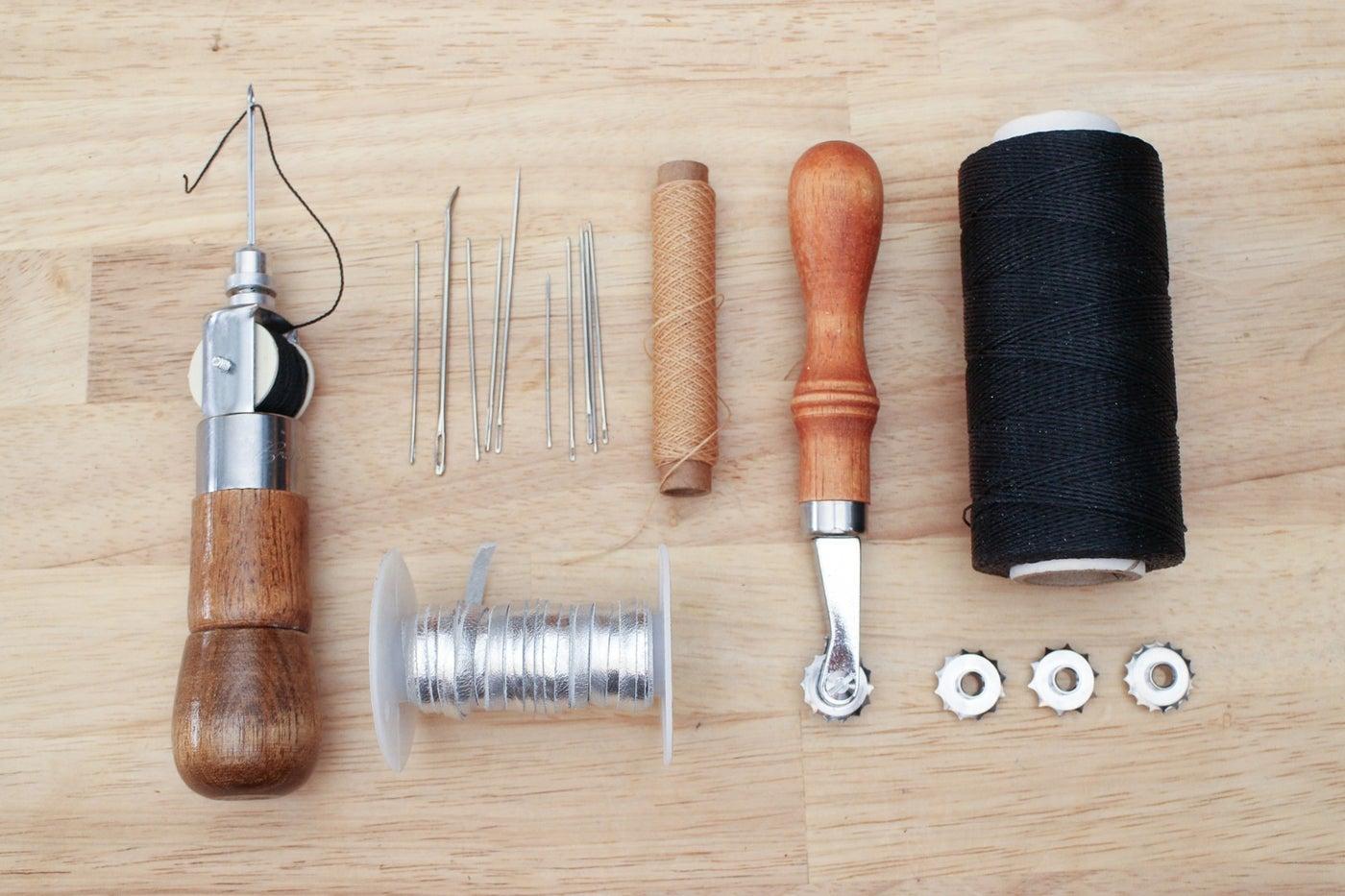 Sewing and Lacing Tools