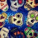 Dia De Los Muertos Sugar Skulls