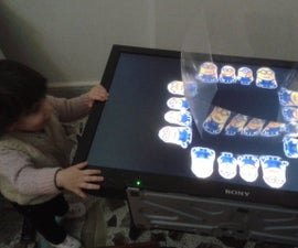 Transform your LCD/LED TV into a hologram TV