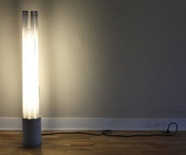 Burnout Lamp