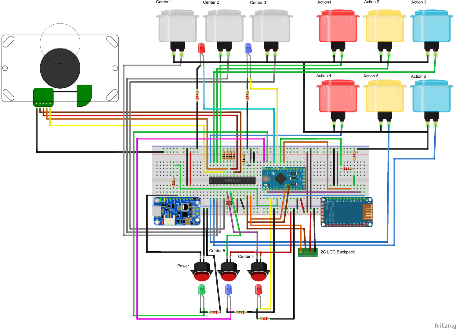 Picture of Assembly - Electronics