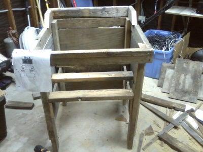 Step 2 Wood Work