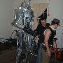 terminator T-650 halloween costume