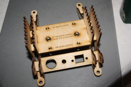 Assembly   the Stand Power Pack