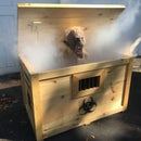 Scariest Monster in a Box - Halloween Prop