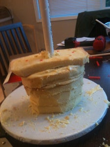 Start Stacking the Cake