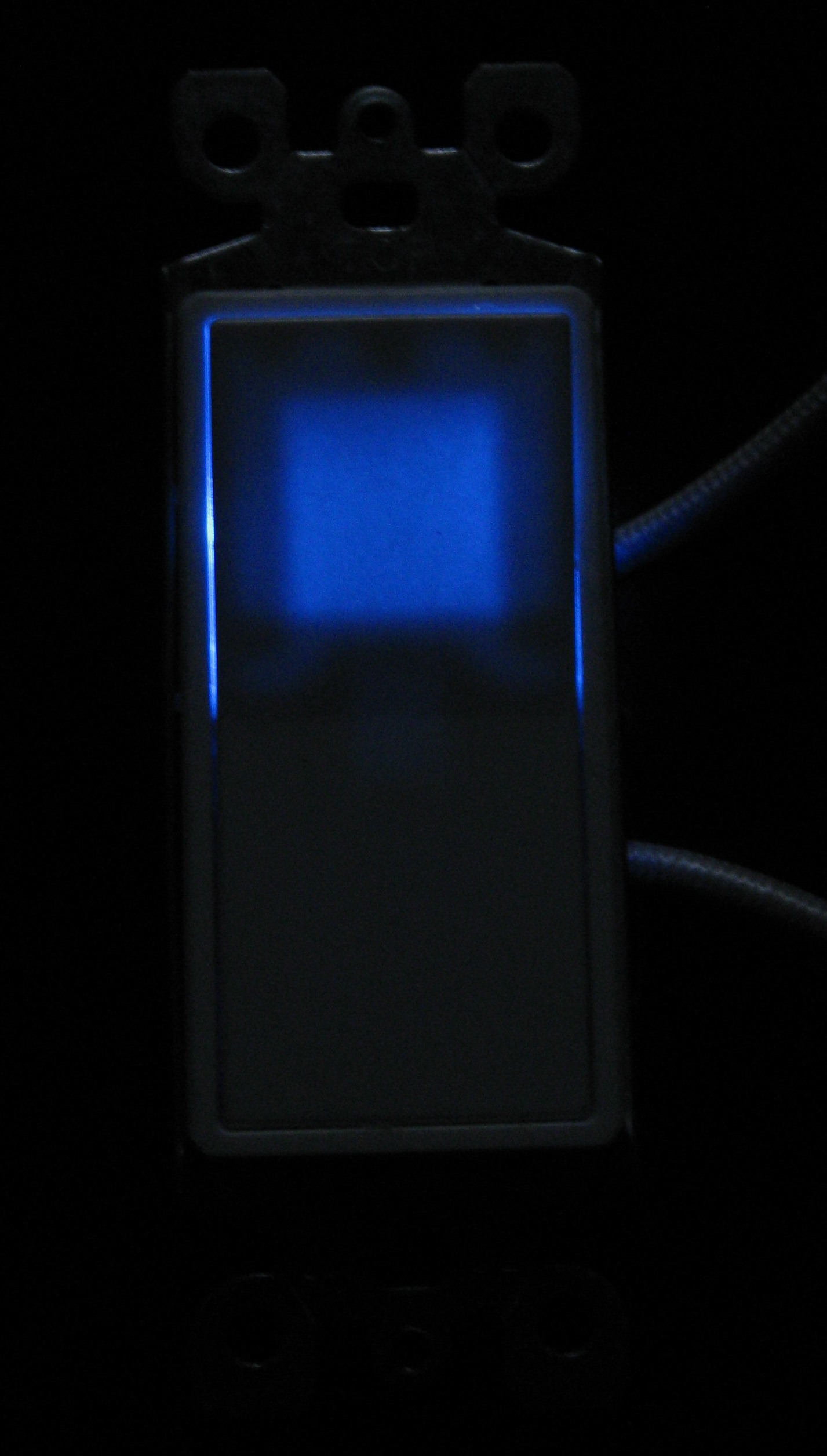Picture of Lighted Wall Switch