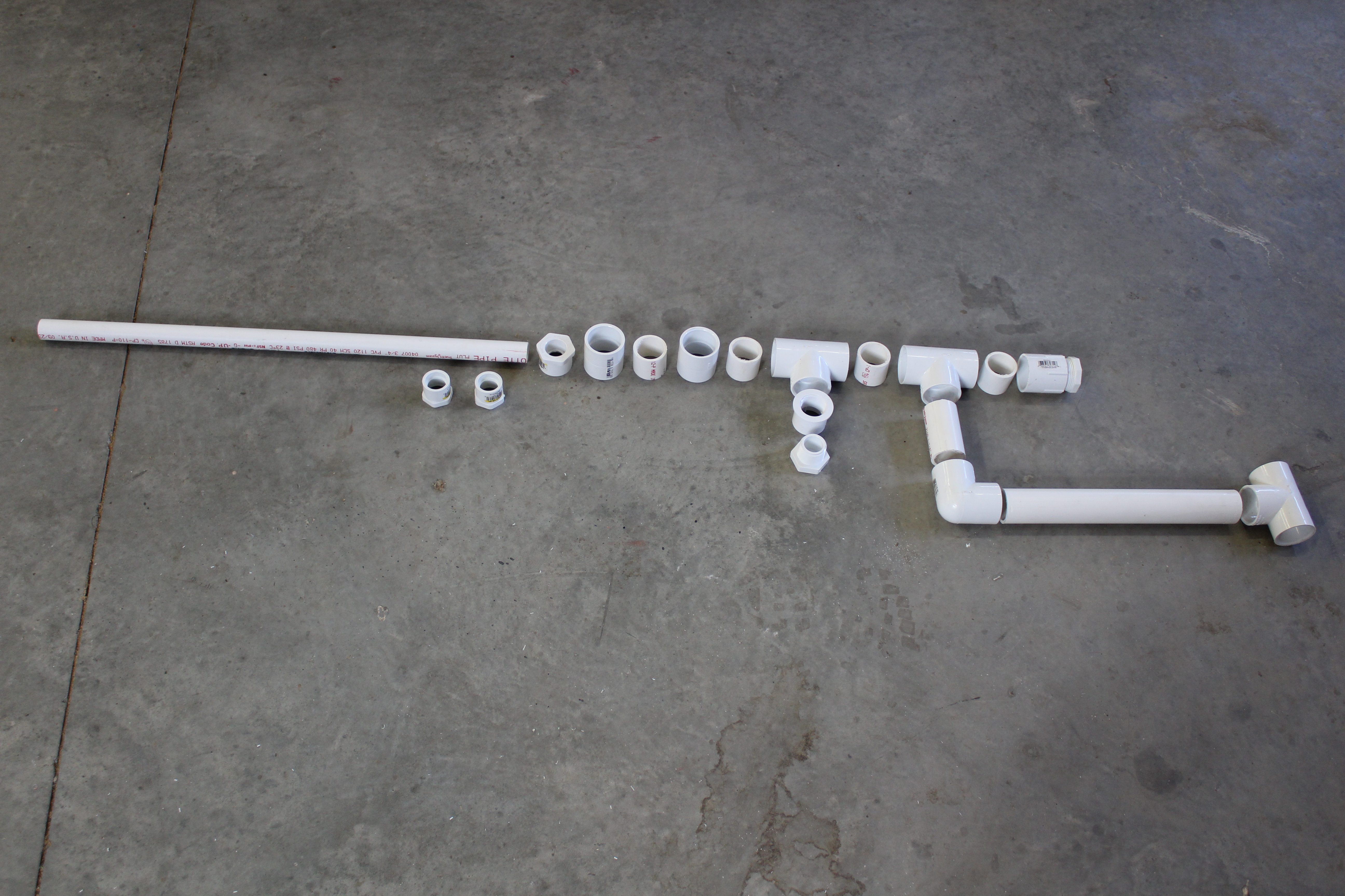 Picture of Construct the Main Body