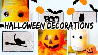 SUPER Easy & Affordable DIY Halloween Decorations for Your Room!