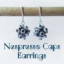 Nespresso Caps Earrings