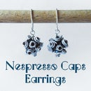 Nespresso Caps Earrings