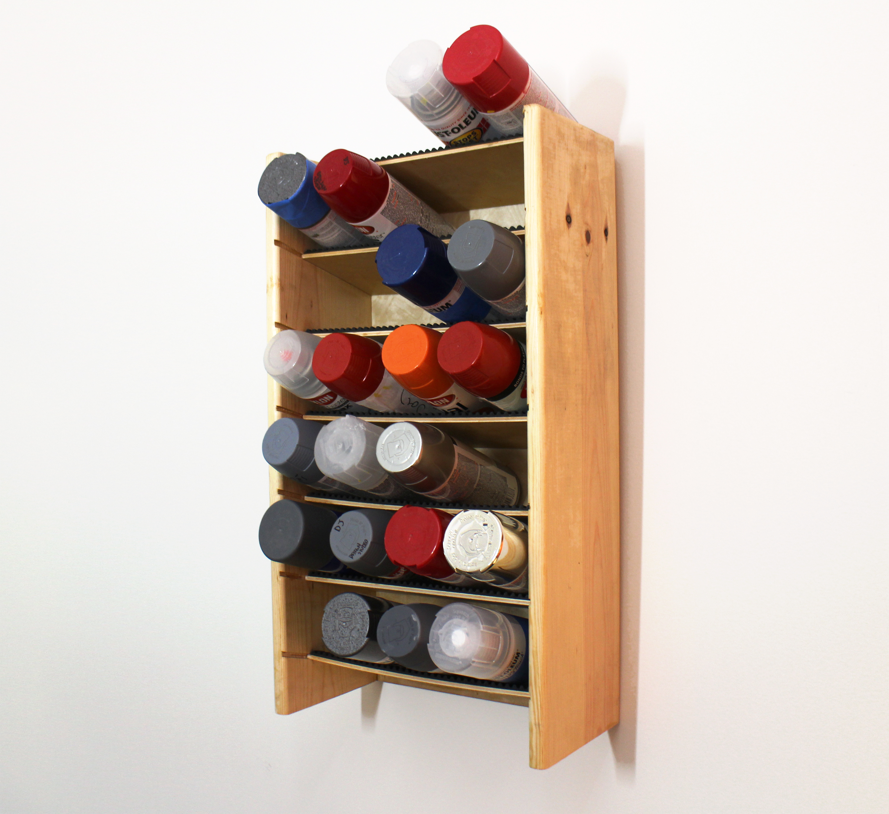 Picture of Spray Can Rack