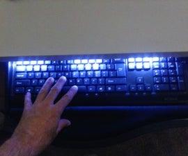 LED Keyboard Light