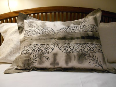 Re-Vamped Pillow Sham