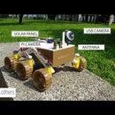 IOT Lunar Rover Raspberrypi+Arduino
