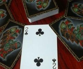Clock Card Trick