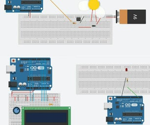 A Beginner's Guide to Autodesk Circuits Simulators (3 Projects at the End)
