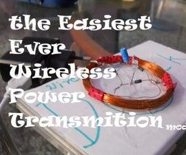 Wireless Electricity Transmission Using AVRs For AVRs