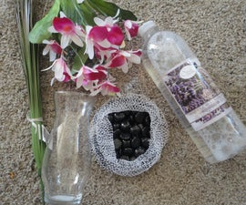 Liquid Potpourri Diffuser that blends in with your garden!!