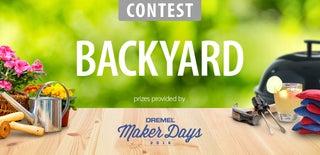 Backyard Contest 2016